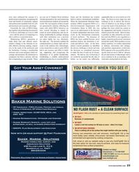 Maritime Reporter Magazine, page 23,  Jan 2015