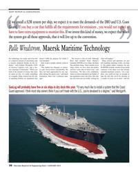 Maritime Reporter Magazine, page 36,  Jan 2015
