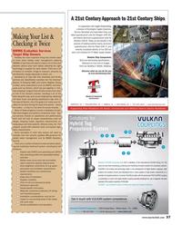 Maritime Reporter Magazine, page 37,  Jan 2015