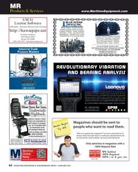 Maritime Reporter Magazine, page 62,  Jan 2015