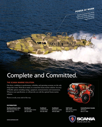Maritime Reporter Magazine, page 11,  Feb 2015