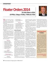 Maritime Reporter Magazine, page 16,  Feb 2015