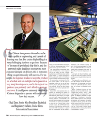 Maritime Reporter Magazine, page 26,  Feb 2015