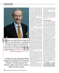 Maritime Reporter Magazine, page 28,  Feb 2015
