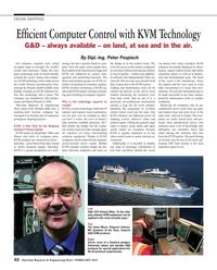Maritime Reporter Magazine, page 32,  Feb 2015
