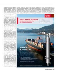 Maritime Reporter Magazine, page 37,  Feb 2015