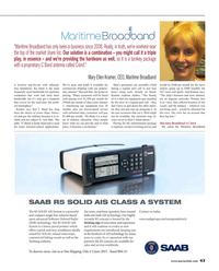 Maritime Reporter Magazine, page 43,  Feb 2015