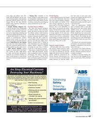 Maritime Reporter Magazine, page 47,  Feb 2015