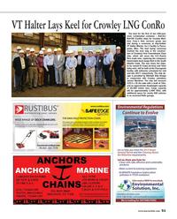 Maritime Reporter Magazine, page 51,  Feb 2015