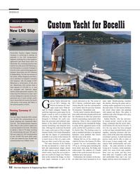Maritime Reporter Magazine, page 52,  Feb 2015
