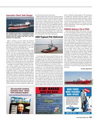 Maritime Reporter Magazine, page 53,  Feb 2015