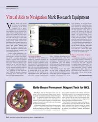 Maritime Reporter Magazine, page 54,  Feb 2015