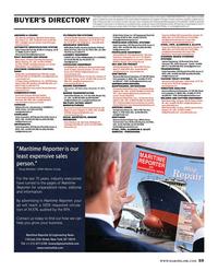 Maritime Reporter Magazine, page 59,  Feb 2015