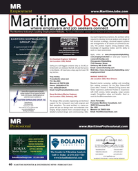 Maritime Reporter Magazine, page 60,  Feb 2015