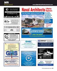 Maritime Reporter Magazine, page 61,  Feb 2015