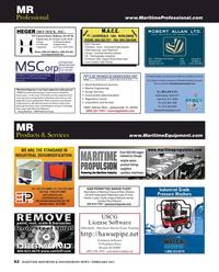 Maritime Reporter Magazine, page 62,  Feb 2015