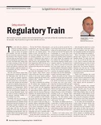 Maritime Reporter Magazine, page 8,  Mar 2015
