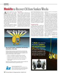 Maritime Reporter Magazine, page 10,  Mar 2015