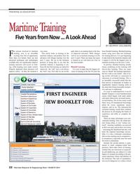 Maritime Reporter Magazine, page 22,  Mar 2015