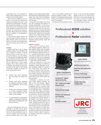 Maritime Reporter Magazine, page 23,  Mar 2015