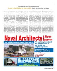 Maritime Reporter Magazine, page 25,  Mar 2015