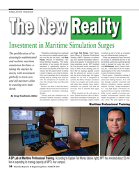 Maritime Reporter Magazine, page 34,  Mar 2015