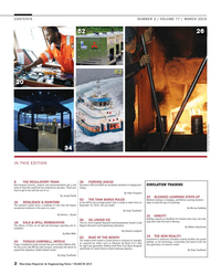 Maritime Reporter Magazine, page 2,  Mar 2015