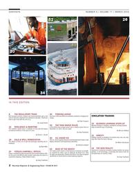 Maritime Reporter Magazine, page 2,  Mar 2015