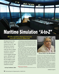 Maritime Reporter Magazine, page 38,  Mar 2015