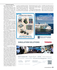 Maritime Reporter Magazine, page 39,  Mar 2015
