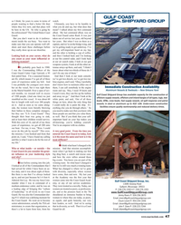 Maritime Reporter Magazine, page 47,  Mar 2015