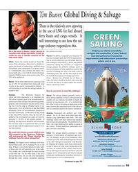 Maritime Reporter Magazine, page 55,  Mar 2015
