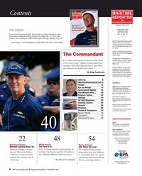 Maritime Reporter Magazine, page 4,  Mar 2015