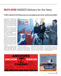 Maritime Reporter Magazine, page 65,  Mar 2015