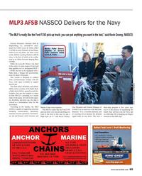 Maritime Reporter Magazine, page 65,  Mar 2015