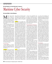 Maritime Reporter Magazine, page 66,  Mar 2015