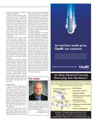 Maritime Reporter Magazine, page 67,  Mar 2015