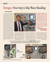 Maritime Reporter Magazine, page 68,  Mar 2015