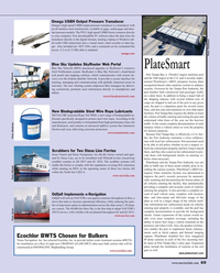 Maritime Reporter Magazine, page 69,  Mar 2015