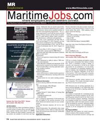 Maritime Reporter Magazine, page 74,  Mar 2015