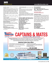 Maritime Reporter Magazine, page 75,  Mar 2015