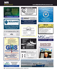 Maritime Reporter Magazine, page 76,  Mar 2015