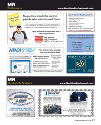 Maritime Reporter Magazine, page 77,  Mar 2015