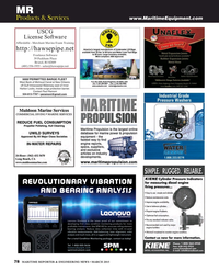 Maritime Reporter Magazine, page 78,  Mar 2015