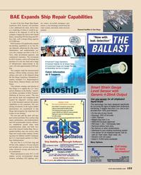 Maritime Reporter Magazine, page 103,  Apr 2015