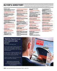 Maritime Reporter Magazine, page 106,  Apr 2015