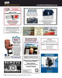 Maritime Reporter Magazine, page 110,  Apr 2015