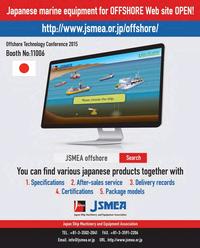 Maritime Reporter Magazine, page 4th Cover,  Apr 2015
