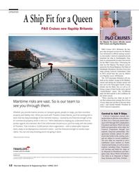 Maritime Reporter Magazine, page 12,  Apr 2015
