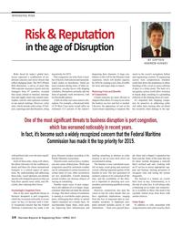 Maritime Reporter Magazine, page 14,  Apr 2015